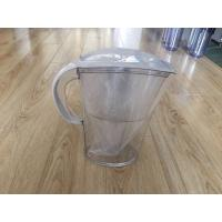 Cheap Portable Alkaline Household Water Purifier Pitcher 2.5/3.5L With Clear Plastic wholesale