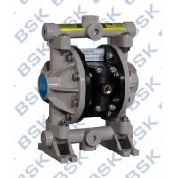 Double Air Driven Diaphragm Pump Membrane For Corrossive Liquid