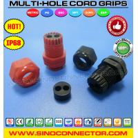 Cheap Multi-hole Cable Glands (Cord Grips) with PG & Metric Connecting Threads wholesale