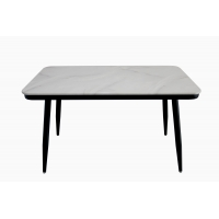 Cheap 18mm Modern Style Sophisticated Marble Stone Dining Table wholesale
