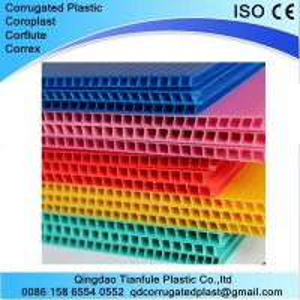 Cheap Corflute Plastic Sheet wholesale