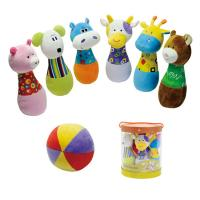Cheap Plush Bowling Toy(Set) wholesale