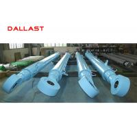 Cheap High Pressure Double Acting Hydraulic Cylinder for Industry Truck / Crane / Dumper wholesale