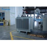 Cheap S11 Power Oil Immersed Power Transformer 3 Phase Core Type Transformer wholesale