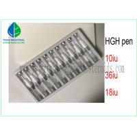 Buy cheap CAS 96827-07-5 NEW Human Growth Hormone HGH pen 18iu 36iu 10vial per box from wholesalers