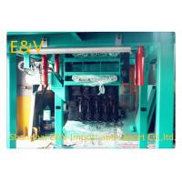 Cheap 8 mm  5000t/ year Copper Rod Continuous Casting Machine with plc control wholesale