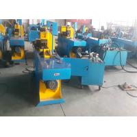 Cheap ISO Approval Hydraulic Metal Sheet Cold Bending Machine 195º For Boiler Tubes wholesale