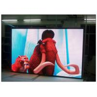 Cheap 4m x 3m Outside Sport LED Display , IP65 Moving Message Text TV LED Full HD wholesale