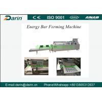China Rice ball candy , rice puffing machine / Cereal Bar Production Line Stantless steel 304 on sale