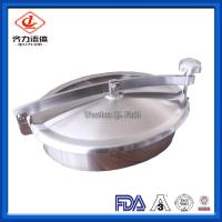 Cheap Elliptical Tank Manhole Cover Internal Mirror And External Stain Polished wholesale