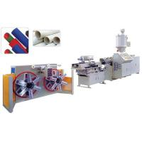 Cheap Single wall corrugated pipe extrusion line wholesale