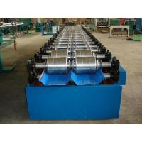 Cheap G.I Steel Roof Panel Roll Forming Eqipment , Standing Seam Metal Roofing Sheet Roll Forming Machine wholesale