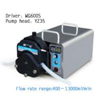 WG600S Industrial Speed Variable,Peristaltic Pump,tubing pump,hose pump