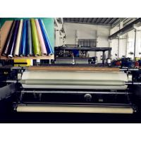 Buy cheap Hot Melt Adhesive TPU Film Extrusion Machine , TPU Film Coating Production Line from wholesalers