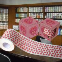 Cheap where to buy printed toilet paper  2ply 3ply novelty loo roll china supplier wholesale