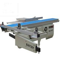 Cheap 45/90 precision slide table saw for wood panel cutting factory price wholesale