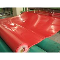 Cheap Customize Food Grade Industrial Rubber Sheet 0.1-20m Length High Tensile Strength wholesale