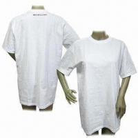 Cheap Compressed T-shirt, Made of 100% Cotton wholesale