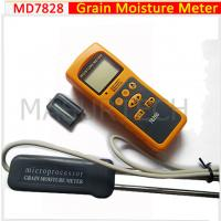 Buy cheap Measure 36kinds Digital Wheat Moisture Meter MD7828 from wholesalers