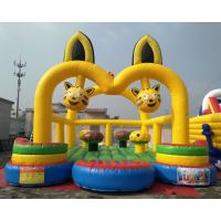 Cheap Anime Themed Inflatable Playground Equipment For Children Healthy And Interactive wholesale