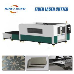 Cheap 2000W/3000W Metal Fiber Laser Cutting Machine AC380V  Cypcut Control System wholesale