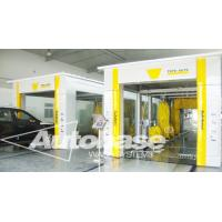 Automatic tunnel car washing machine TEPO-AUTO TP-901 with wipe system