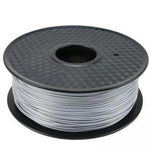 Cheap Silver PLA 3d Printen Plastic Weight For 3D Printing Refill 1kilometer Capacity wholesale