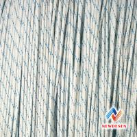 China FIBERGLASS SLEEVING COATED POLYVINYL CHLORIDE  RESIN 2715 INSULATION SLEEVING on sale