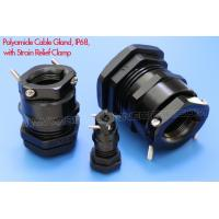Cheap Plastic (Polyamide) Cable Gland IP68 IP69K with Strain Relief Metal Clamp wholesale