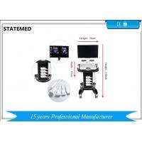 Cheap 55 Kg Trolley 4d Ultrasound Machine With Cardiac Ultrasound System wholesale