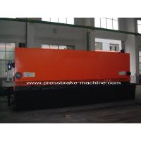 Buy cheap Shearing Metal Hydraulic CNC Guillotine Shearing Machine Motorized With NC from wholesalers