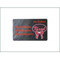 Cheap Personalized Inkjet RFID Smart Card PVC Materials E - Card System ISO9001 wholesale