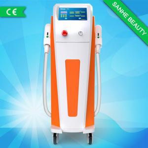 Cheap Vertical IPL SHR&E-light hair removal equipment&machine wholesale