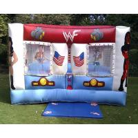 Cheap Anime Inflatable Bounce Houses Sumo Wrestling Ring Sports Bounce House wholesale