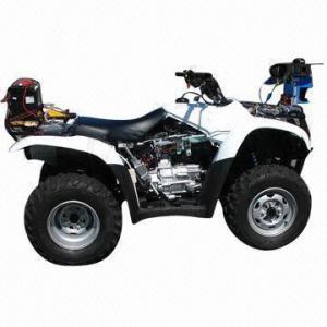 Cheap Refurbished Suzuki KingQuad 750AXi Loncin 4x4 Kid ATV, Bombardier Tire wholesale
