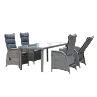 China Snuglane D64cm H100cm Chair Rattan Table And Chairs In Dining Room on sale
