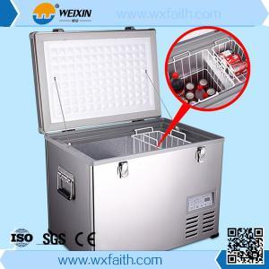 Cheap Drawer Minibar Refrigerator Mini Fridge 45L Hotel Compact Refrigerator wholesale