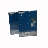 Cheap Matt Lamination Currency Poker Card Sets With Tuck Box wholesale