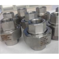 Buy cheap Stainless Steel Forged Fitting , ASME B16.11 , MSS SP-79 , And MSS SP-83. from wholesalers
