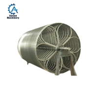 Cheap Paper mill pulp cylinder mould for paper making machine cylinder mould wholesale