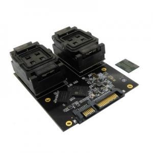Cheap wl programmer BGA152 BGA132 to DIP48 programming adapter SATA HDD test socket wholesale