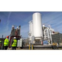 Buy cheap Pure Cryogenic Gas Plant Oxygen Manufacturing Plant With Automatic Electrical Control from wholesalers