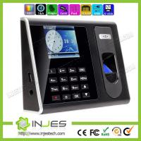 China Network USB Biometric Fingerprint Time Clock with Color LCD Screen Free SDK on sale