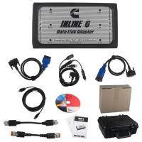 Cheap Cummins INLINE 6 Data Link Adapter Truck Diagnosis Tool Cummins Truck Diagnostic Tool wholesale