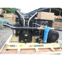 Cheap High Pressure Piston Air Compressor Booster Compressor With Big Air Flow wholesale