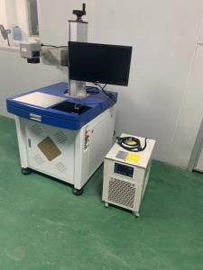 China 5W Uv Laser Engraving Machine on sale