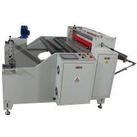 Cheap imported PLC control roll to sheet  paper cutting machine for 1000mm wholesale