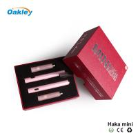 Cheap Oakley electronic cigarette Haka mini single / double kit 180mah with pass-though port from Oakleytech wholesale