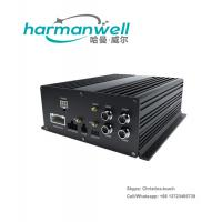 Cheap HDD Mobile DVR for Ambulance GPS+3G+WIFI Optional wholesale