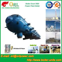 Cheap Once Through Electrical Water Boiler Dryer Drum Carbon Steel SA516 GR70 wholesale